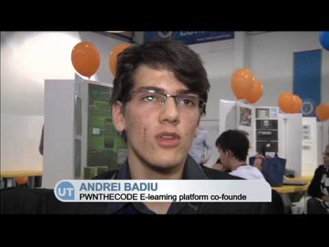 Romania Programming: Brightest programming students gather for InfoMatrix tech competition