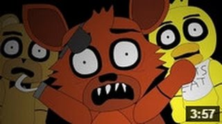 Five Nights at Freddy s последняя ночь часть 1