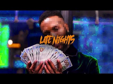 """Shy Glizzy x Young Dolph x Fat Trel Type Beat """"Late Nights"""" Prod  Rack Simmons"""
