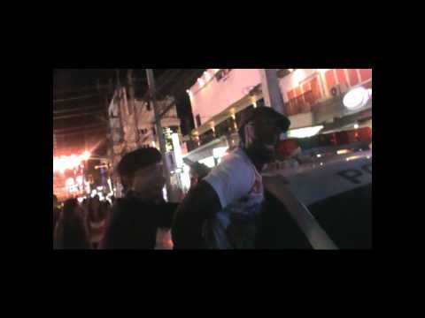 Funk Gets Arrested in Thailand