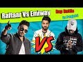 Raftaar Vs Emiway Rap Battle | Funny punjabi Roast Video | Aman Aujla