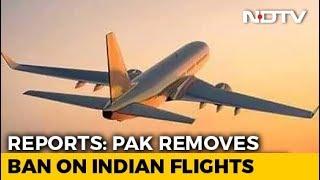 Pak Opens Its Airspace, Closed Since Balakot Strike: Report