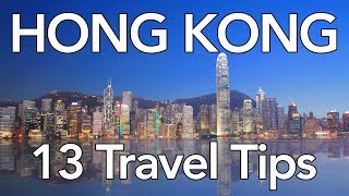 13 Tips for an AWESOME Trip to Hong Kong