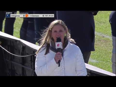 Men's Soccer - ACC Championship - Clemson Vs Virginia 11-17-2019