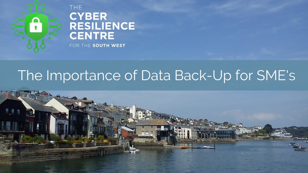 The Importance of Backing Up Your Business