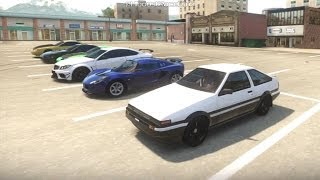 Forza Horizon | 1000+HP Highway Runs | 2JZ AE86, RB26 S13, 1200HP Cobra R & More