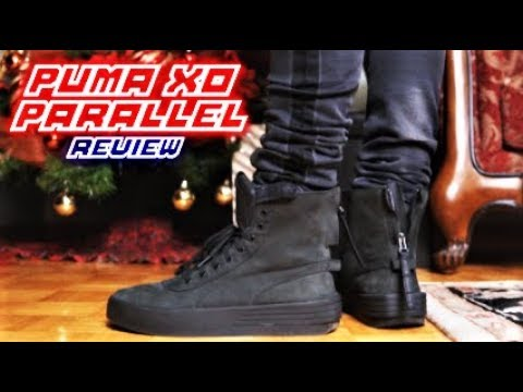 Puma XO Parallel Triple Black REVIEW and On-Feet - YouTube c9356e318