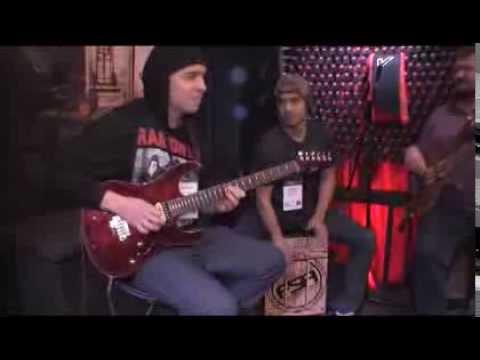 TMNtv LIVE at NAMM 2014 - FEDERICO MALAMAN and LEONARDO GUZMAN (SONG 1)