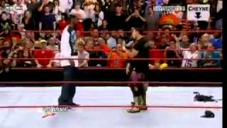 Приколы WWE Самый смешной бой WWE