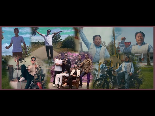 Rabgayling' by Tenzin Tashi and 'Bylakuppe Shichag' by Kelsang Kunga
