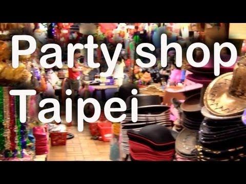 Party Shops