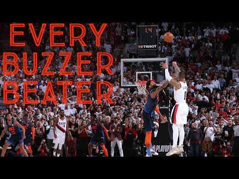 Every NBA Game-Winning Buzzer Beater of the 2010s