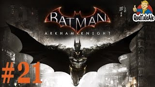 Batman Arkham Knight - Gameplay ITA - Walkthrough #21 - Nube tossica su Gotham