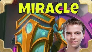 Thijs goes to a Top 3 Legend with a Miracle combo priest (Boomsday)
