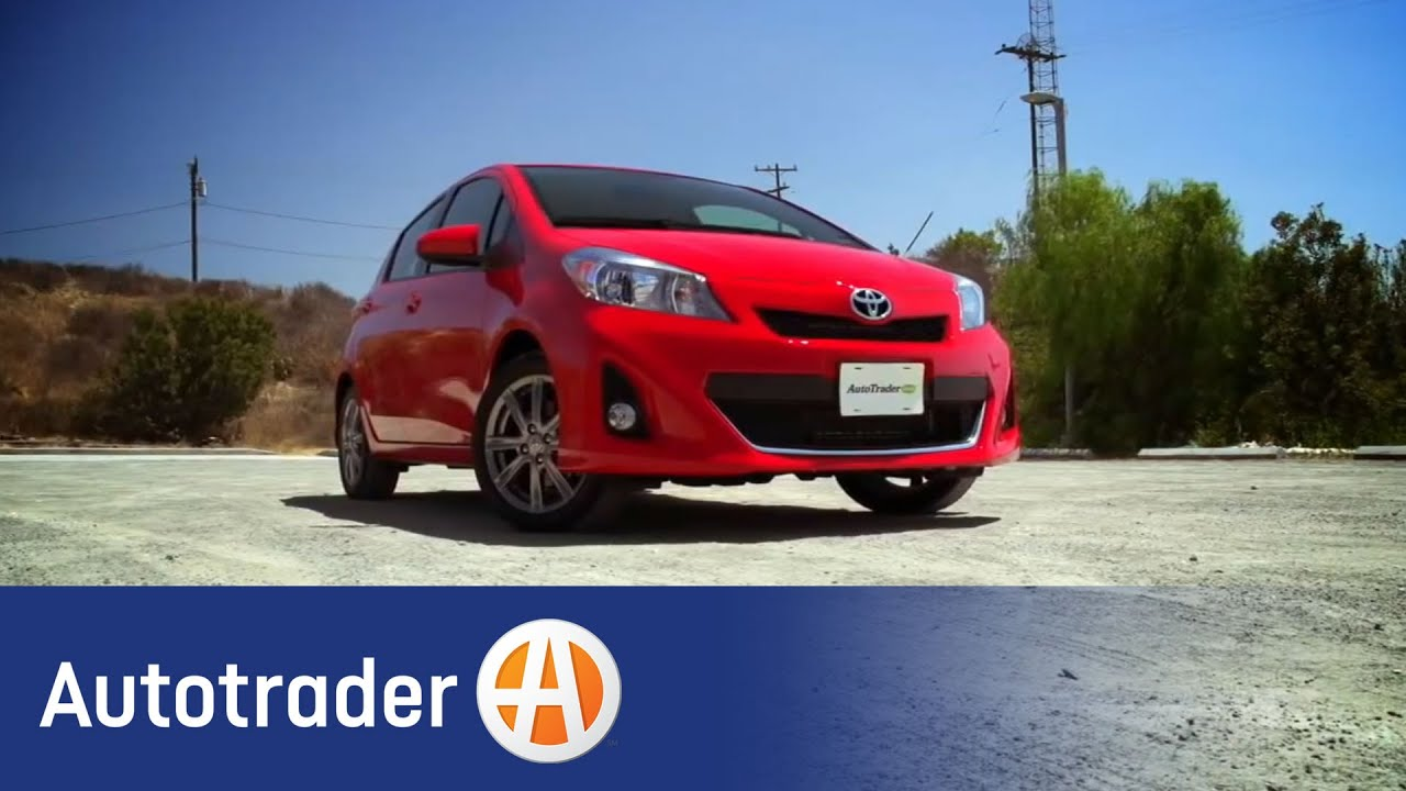 2013 toyota yaris sedan new car review autotrader. Black Bedroom Furniture Sets. Home Design Ideas