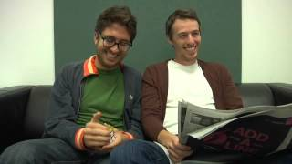 Jake and Amir Outtakes - Oil Spill