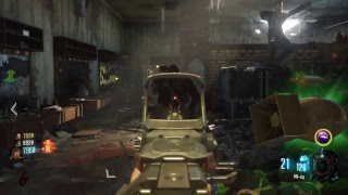 COD Zombies LIVE Pushing Wave 30 take 2.