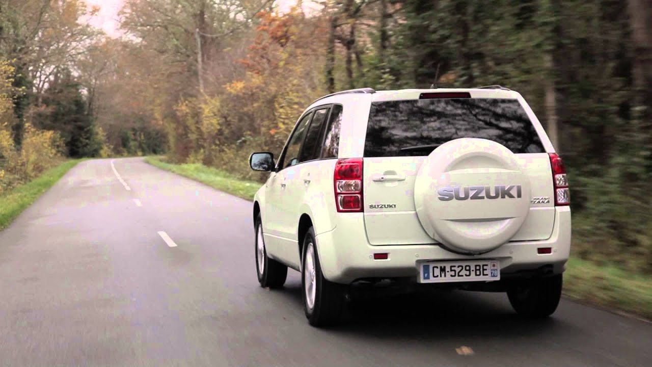 essai suzuki grand vitara 1 9 ddis 2012 youtube. Black Bedroom Furniture Sets. Home Design Ideas
