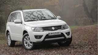 Essai Suzuki Grand Vitara 1.9 DDiS 2012