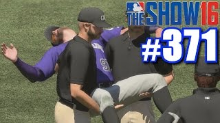BROKEN FOOT! | MLB The Show 16 | Road to the Show #371