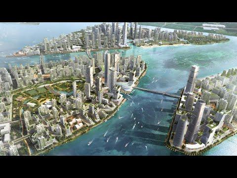 Malaysia's $100BN Smart Island City