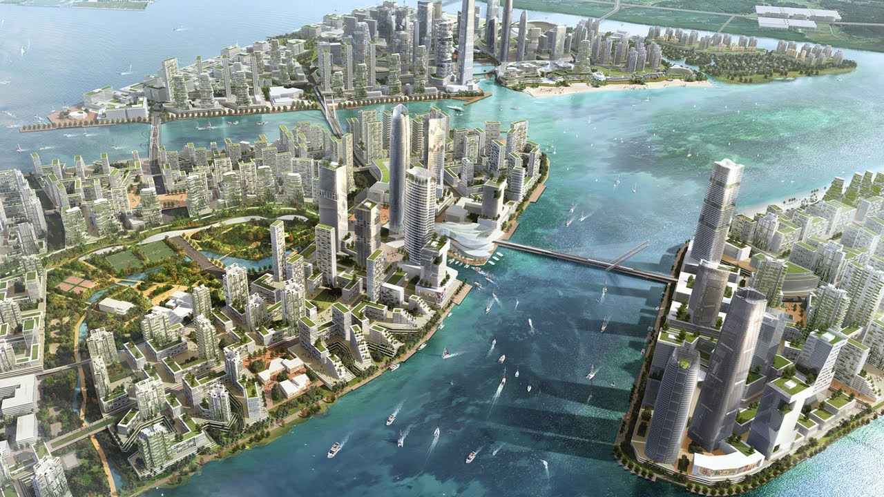 Download Malaysia's $100BN Smart Island City