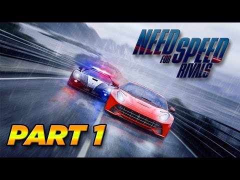 Need for Speed: Rivals - Gameplay Walkthrough Part 1 [DRIVER TRAINING] THE BEGINNING - W/Commentary