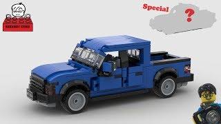 LEGO MOC#35 Ford F150 Raptor Pick up Truck