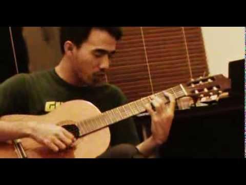 Davidjamms cover ( broken - secondhand serenade )