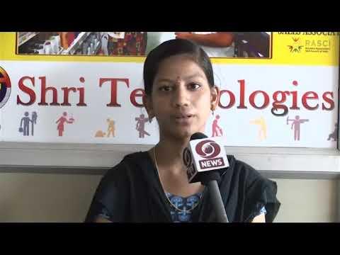 Ground Report |Andhra Pradesh: Success Story on PMKVY-Vizag (Mounika)