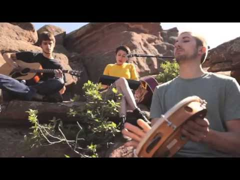 Hundred Waters - Sonnet (Live at Red Rocks Park) [PORTALS]