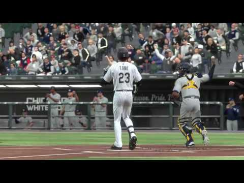 MLB the Show 17 Ep5 RF Frank D Tank with the White Sox! Are we still slumping?