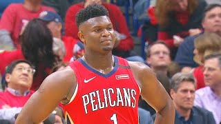 Zion Williamson Shocks Pelicans In NBA Debut After Takeover In Final Minutes! Pelicans vs Spurs