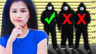 WHICH is the REAL HACKER? (New Evidence on Top Secret Project Zorgo Meeting & Hacking PZ Mask)