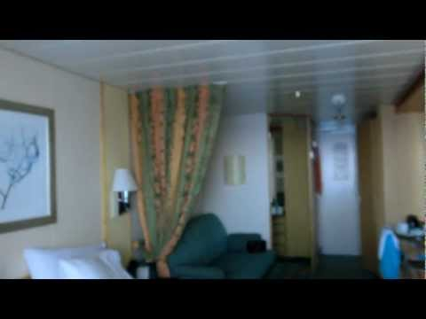Cruise Ship Room Tour-Balcony Stateroom on Independence of the Seas