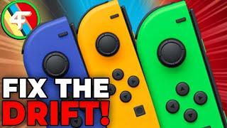 Why HASN'T Nintendo Fixed Joy-Con & Switch Lite Drift Yet?