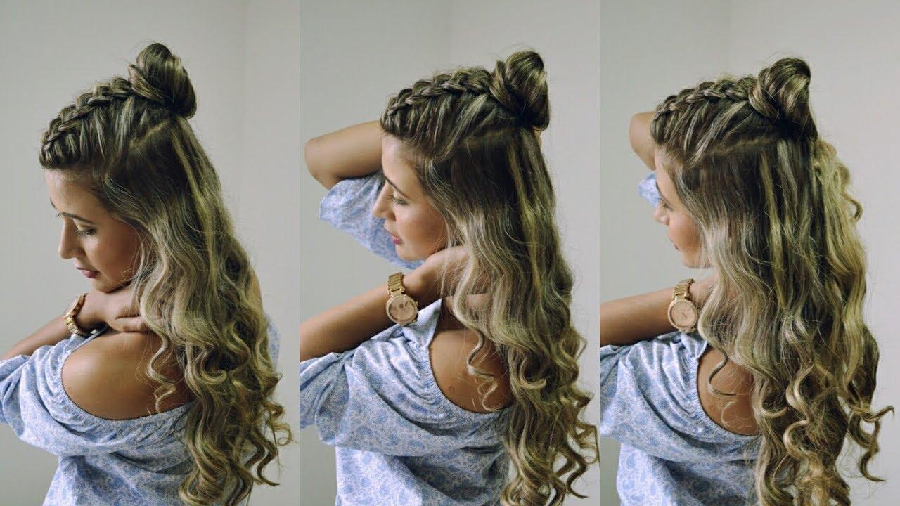 Peinado trenzado trenzas de moda belleza sin limites - Fotos peinados de moda ...