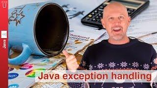 Java exception handling - 041