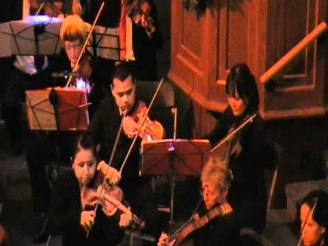 "Mozart's Symphony 31 ""Paris"" 1st Mov"