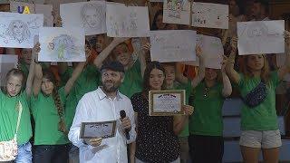В дитячому таборі Артек встановили рекорд України?>