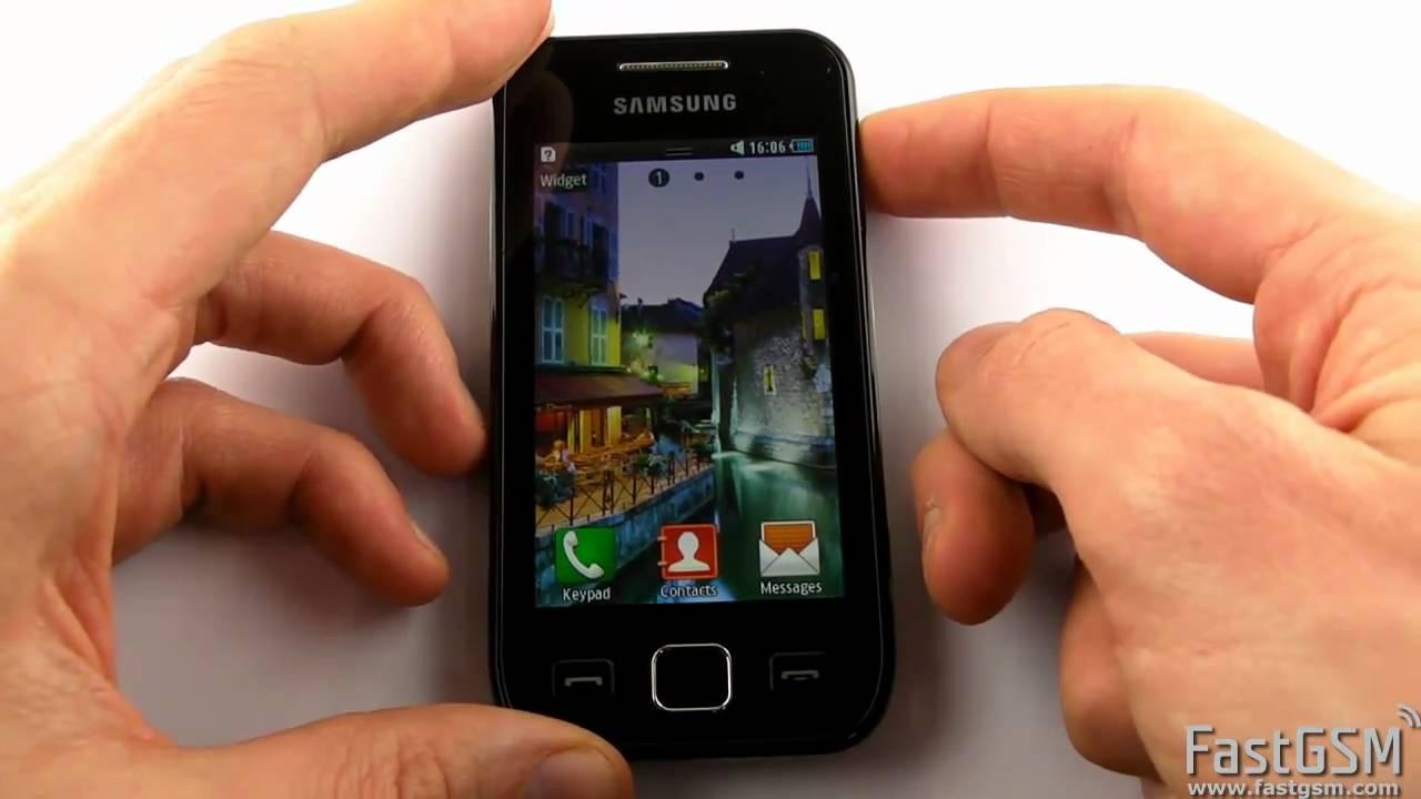 remove sim password on samsung wave 525 s5250 s5250l s5253 youtube rh youtube com Samsung M340 Samsung M340