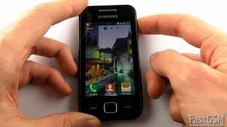 Remove SIM password on Samsung Wave 525 (S5250, S5250L, S5253)(This video tutorial shows how to remove