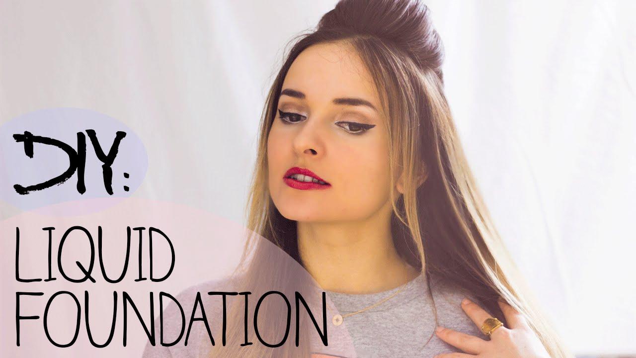 Diy Natural Liquid Foundation