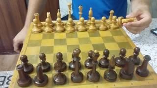 Шахматы. Стоимость шахматных фигур. Урок 4.