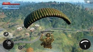 WW2 US Army Commando Survival Battlegrounds Android Gameplay