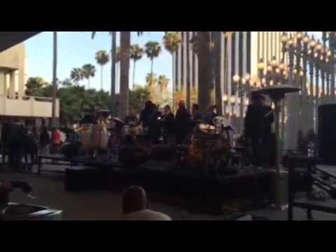 Pete Escovedo Latin Jazz Orchestra~LACMA~ Joe Rotondi