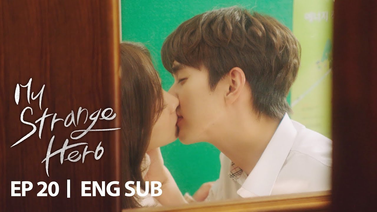 Download Yoo Seung Ho is the Master of Kissing.. [My Strange Hero Ep 20]