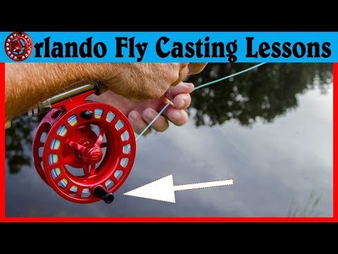 Fly Fishing Reels - Left Hand Or Right Hand Retrieve