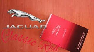 JAGUAR CLASSIC RED PERFUME UNBOXING