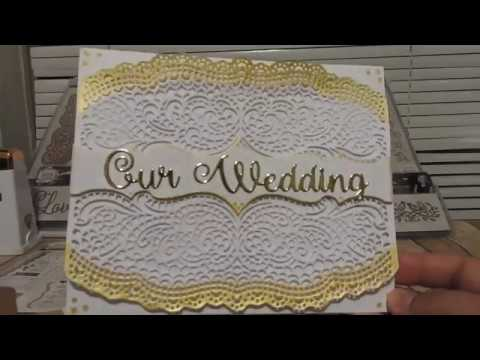 Rustic Wedding Collection By Crafters Companion